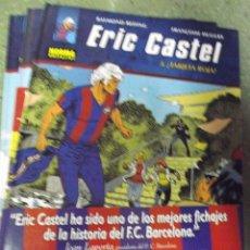 Cómics: ERIC CASTEL NUMEROS 1 , 2 Y 3 COMO NUEVOS PRIMERA EDICION 2008. Lote 69722393