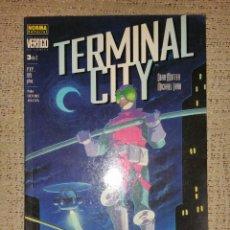 Cómics: DC CÓMICS VÉRTIGO - TERMINAL CITY LIBRO 3 (NORMA COMICS). Lote 70034509