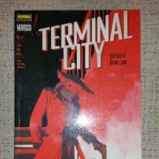 Cómics: DC CÓMICS VÉRTIGO - TERMINAL CITY LIBRO 1 (NORMA COMICS). Lote 70034585
