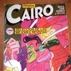 Cómics: CAIRO SELECCIONES (TOMO I). Lote 70040125