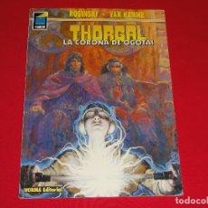 Comics: COLECCION PANDORA Nº 57. THORGAL-LA CORONA DE OGOTAI-ROSINSKI-VAN HAMME. C-14. Lote 70268457
