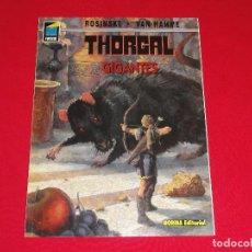 Comics: COLECCION PANDORA Nº 62. THORGAL-GIGANTES-ROSINSKI-VAN HAMME. C-14. Lote 70269457