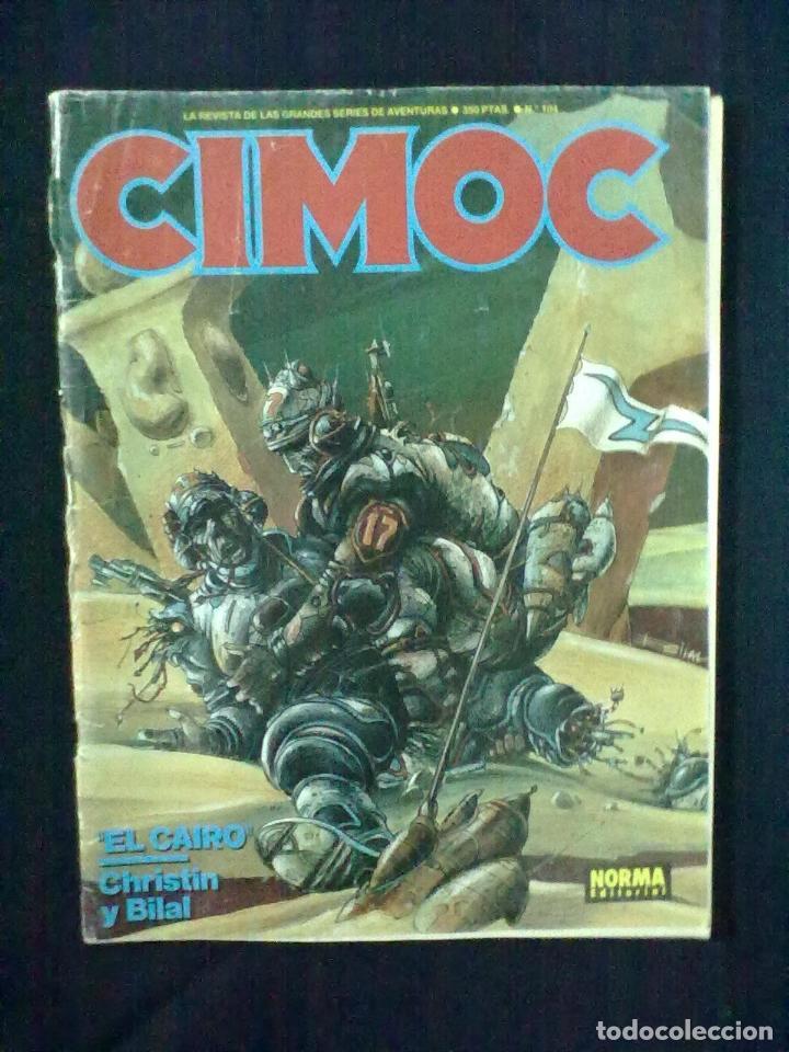 CIMOC Nº 104 (Tebeos y Comics - Norma - Cimoc)