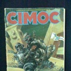 Cómics: CIMOC Nº 104. Lote 70294669