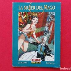 Cómics: CIMOC EXTRA COLOR Nº 33-34. LA MUJER DEL MAGO-CHARYN-BOUCQ. C-15. Lote 70325005