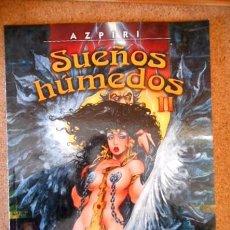 Fumetti: COLECCIÓN AZPIRI Nº6 SUEÑOS HÚMEDOS II : LOS COMEDIANTES. Lote 170672674