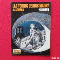 Cómics: CIMOC EXTRA COLOR Nº 91. LAS TORRES DE BOIS MAURY 3-GERMAN-HERMANN -C-15. Lote 70379237