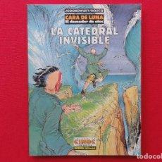 Cómics: CIMOC EXTRA COLOR Nº 103. CARA DE LUNA-LA CATEDRAL INVISIBLE-JODORWSKY-BOUCQ -C-15. Lote 70444365