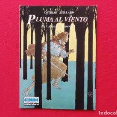 Cómics: CIMOC EXTRA COLOR Nº 126. PLUMA AL VIENTO 1-LA LOCA Y EL ASESINO-COTHIAS-JUILLARD -C-15. Lote 70459489
