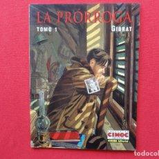 Cómics: CIMOC EXTRA COLOR Nº 153-LA PRORROGA-TOMO 1-GIBRAT-C-15. Lote 70556785