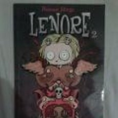 Cómics: LENORE 2 ROMAN DIRGE-2007 NORMA EDITORIAL. Lote 70574089