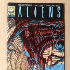 Cómics: ALIENS SERIE NOSTROMO Nº4 (DE 10). POR MARK VERHEIDEN Y MARK A. NELSON. NORMA EDITORIAL (1991).. Lote 70576977
