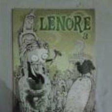 Cómics: LENORE 3-ROMAN DIRGE - NORMA. Lote 70581045