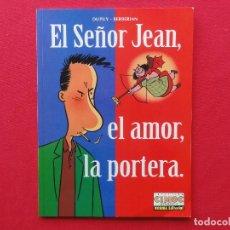 Comics: CIMOC EXTRA COLOR Nº 174-EL SEÑOR JEAN, EL AMOR, LA PORTERA-DUPUY-C-15. Lote 70585193
