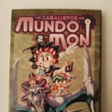 Cómics: LOS CABALLEROS DEL MUNDO MON. N2. Lote 70633011