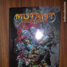 Cómics: MUTANT CHRONICLES GOLGOTHA Nº1 DE 2. Lote 70993069
