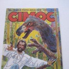 Cómics: CIMOC Nº 45 PELLEJERO SAUDELLI ALFONSO FONT CLAVE NORMA C77. Lote 71114693
