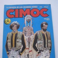 Cómics: CIMOC Nº 38 COMES ALFONSO FONT PEPE GONZALEZ NORMA C77. Lote 71114857