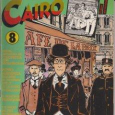 Cómics: CAIRO Nº 8. Lote 71553995