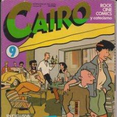 Cómics: CAIRO Nº 9. Lote 71554119