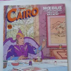 Cómics: CAIRO. Nº 65. ESPECIAL MOEBIUS. NORMA EDITORIAL. Lote 71605291
