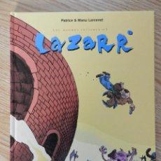 Cómics: LOS MUNDOS INTERMEDIOS 1 LAZARR PATRICE MANU LARCENET NORMA EDITORIAL 2007 Nº9 Nº 9. Lote 71802971