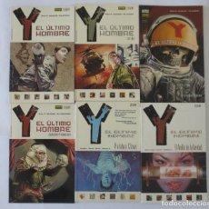 Cómics: Y EL ULTIMO HOMBRE. Lote 71819359