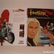Cómics: YVES SWOLFS, GIULIO DE VITA. JAMES HEALER. VOLUMEN 3: LA MONTAÑA SAGRADA. RMT78346. . Lote 72220199