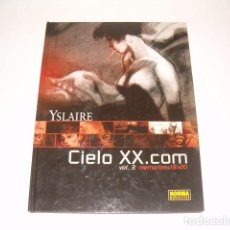 Cómics: YSLAIRE. CIELO XX.COM. VOLUMEN 3: MEMORIAS 19 00. RMT78385. . Lote 72240599