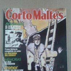 """Cómics: REVISTA CORTO MALTÉS Nº6 (HUGO PRATT). INCLUYE LA HISTORIA """"LA MACUMBA DEL GRINGO"""". NORMA EDITORIAL.. Lote 72294259"""