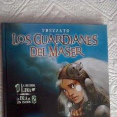 Cómics: LOS GUARDIANES DEL MASER. Lote 72381891