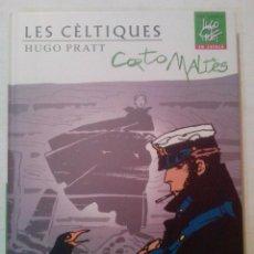 Cómics: CORTO MALTES LES CELTIQUES - HUGO PRATT - NORMA EDITORIAL - EN CATALÀ. Lote 72929251