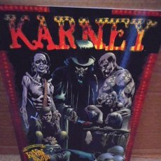 Cómics: COLECCIÓN MADE IN HELL Nº 54 : KARNEY ( NORMA ). Lote 72994067