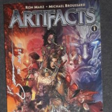 Cómics: ARTIFACTS 1 RON MARZ - MICHAEL BROUSSARD EDITORIAL NORMA. Lote 73538931