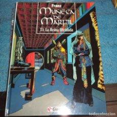 Cómics: FRANZ MUÑECA DE MARFIL N.º 3 LA REINA OLVIDADA ED. GLENAT PASTA DURA . Lote 73720527