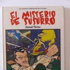 Cómics: LAS AVENTURAS DE CAIRO. LOS ÁLBUMES DE CAIRO. EL MISTERIO DE SUSURRO. NORMA EDITORIAL. Lote 74259839