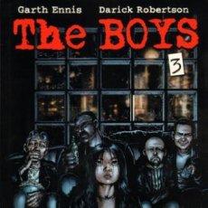 Cómics: THE BOYS Nº 3 (GARTH ENNIS / DARICK ROBERTSON) - NORMA - NUEVO. Lote 74600587