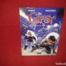 Cómics: COMIC GIPSY LA ESTRELLA DEL GITANO. Lote 74702115