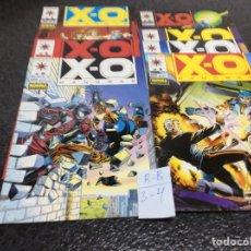 Cómics: X - O MANOWAR , LOTE DE 7 EJEMPLARES - Nº 0 AL 6. Lote 147071416