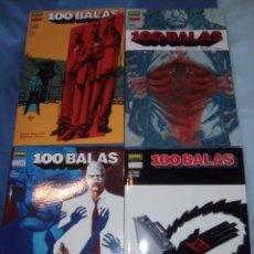 Cómics: 100 BALAS 4 TOMOS NORMA EDITORIAL. Lote 75051609