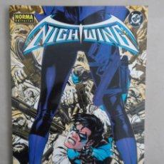 Cómics: NIGHTWING: EL DÍA DEL JUICIO - POSIBLE ENVÍO GRATIS - NORMA - DEVIN GRAYSON & RICK LOEONARDI. Lote 75110479