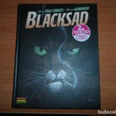 Cómics: BLACKSAD INTEGRAL EN CATALÀ - CATALAN - NORMA EDITORIAL 230 PAGINAS. Lote 75141019