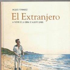 Cómics: EL EXTRANJERO, 2014, PRIMERA EDICIÓN IMPECABLE.. Lote 75150579