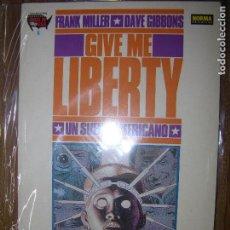 Cómics: GIVE ME LIBERTY UN SUENO AMERICANO 3ºBOSQUES POR FRANK MILLER Y DAVE GIBBONS. Lote 75518067