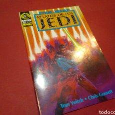 Cómics: STAR WARS RELATOS DE LOS JEDI 1 EXCELENTE ESTADO NORMA EDITORIAL. Lote 75537951