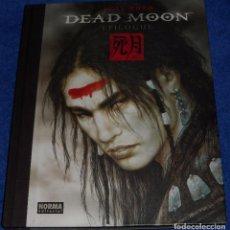 Cómics: DEAD MOON EPILOGUE - LUIS ROYO - NORMA ¡CONTIENE DVD!. Lote 75558187