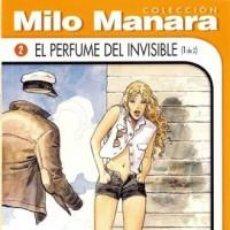Cómics: COLECCION MILO MANARA EL PERFUME DEL INVISIBLE (1 DE 2) NUEVO COMIC EROTICO. Lote 75730975