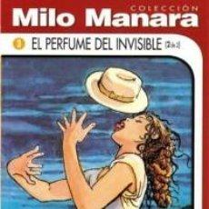 Cómics: COLECCION MILO MANARA EL PERFUME DEL INVISIBLE (2 DE 2) NUEVO COMIC EROTICO. Lote 75731071