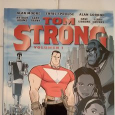 Cómics: TOM STRONG VOLUMEN 1 DE ALAN MOORE, GARY FRANK, ARTHUR ADAMS, DAVE GIBBONS, JERRY ORDWAY.... Lote 76012007