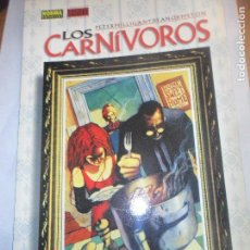 Cómics: LOS CARNIVOROS - PETER MILLIGAN/ ORMSTON - SERIE LIMITADA COMPLETA - NORMA EDITORIAL - DC VERTIGO . Lote 76121859